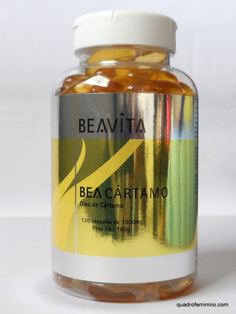 BEA Óleo de Cártamo - Beavita - Natue