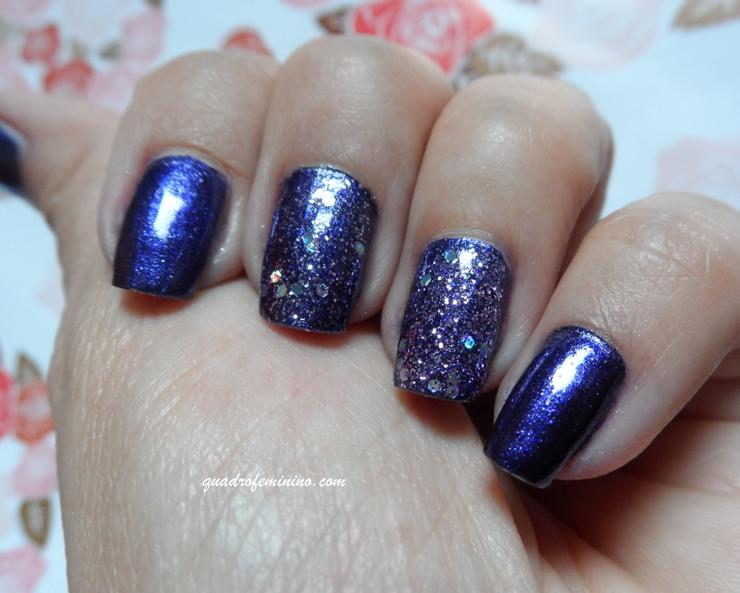 Diamante Roxo e Flor de Violeta Léa Cosméticos (2)