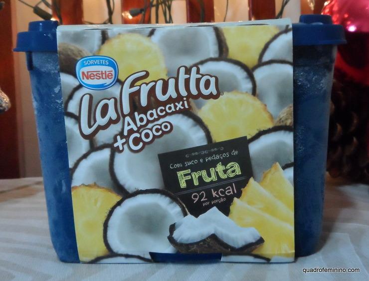 La Frutta Abacaxi + Coco