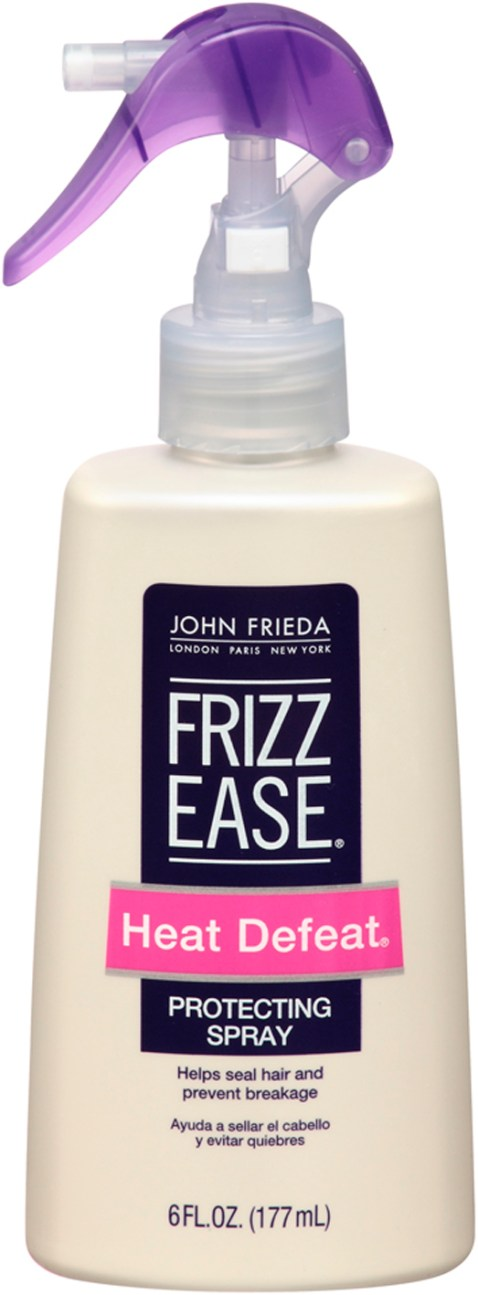 Frizz Ease Heat Defeat Protective John Frieda