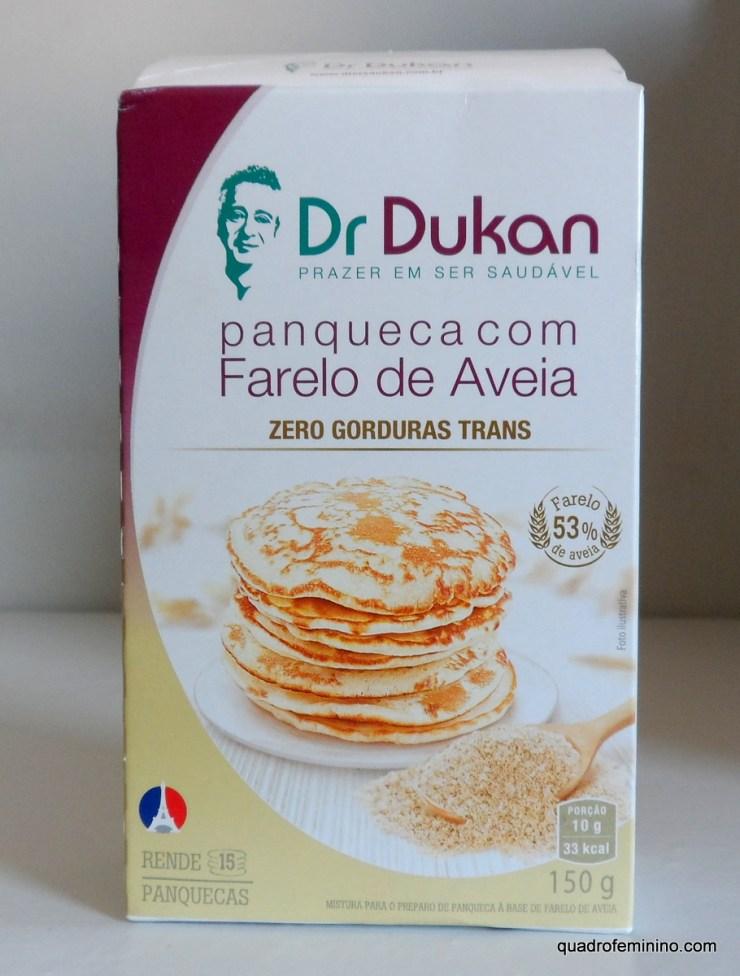 Mistura para Panqueca com Farelo de Aveia – Dr. Dukan