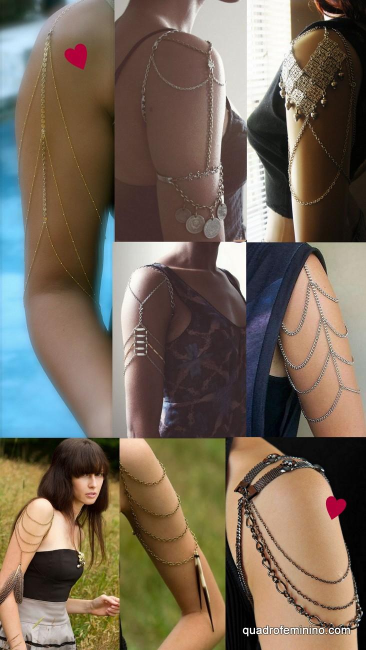 Arm Chain or arm Cuff