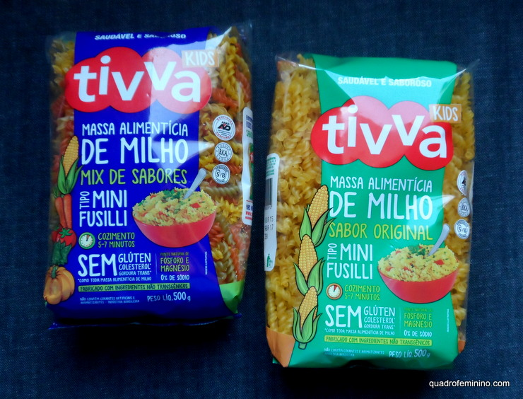 Tivva - Mini Fusilli Kids