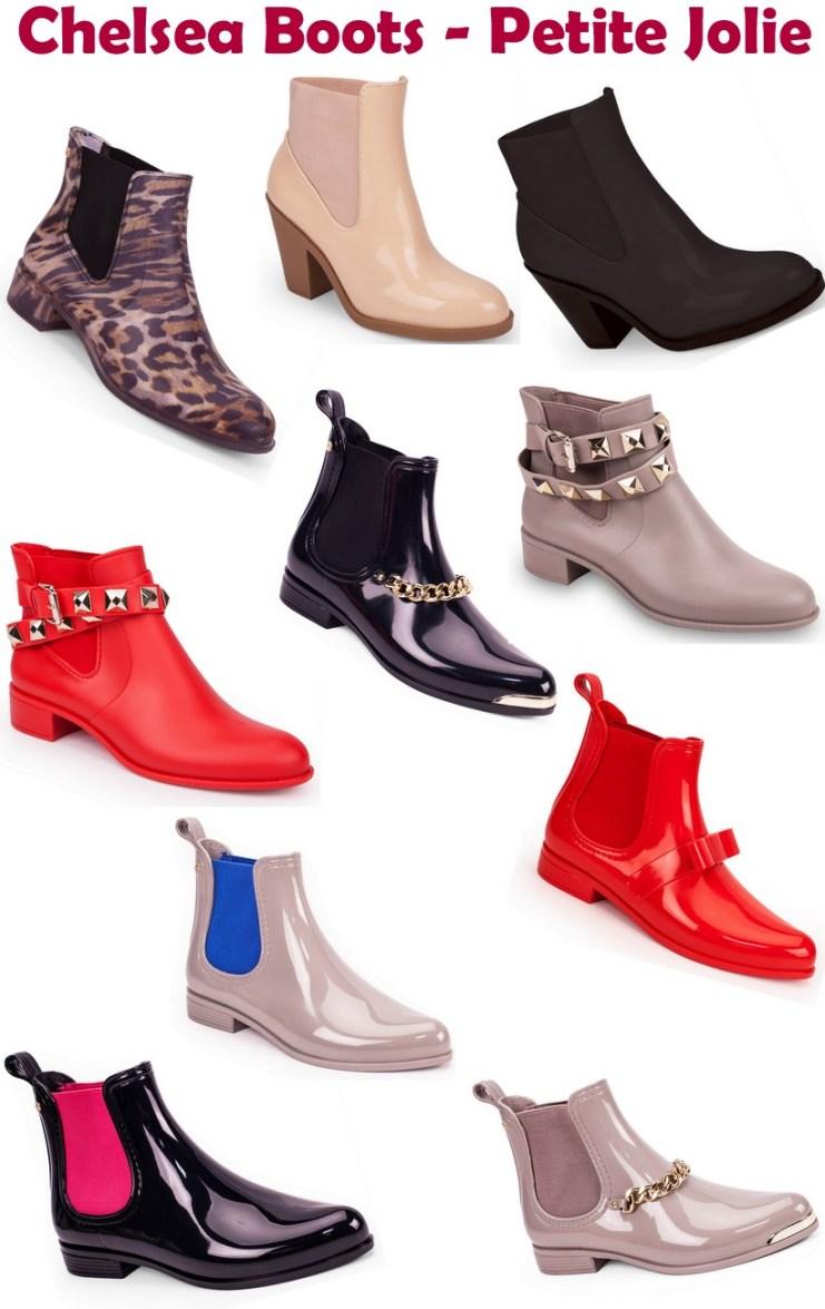 Chelsea Boots Petite Jolie