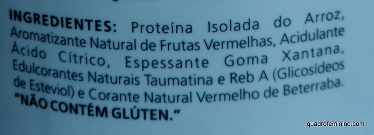 Proteína de Arroz Integral - PhytoAble - ingredientes