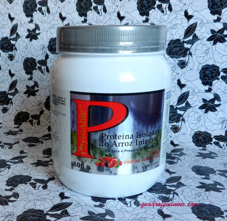 Proteína de Arroz Integral - PhytoAble