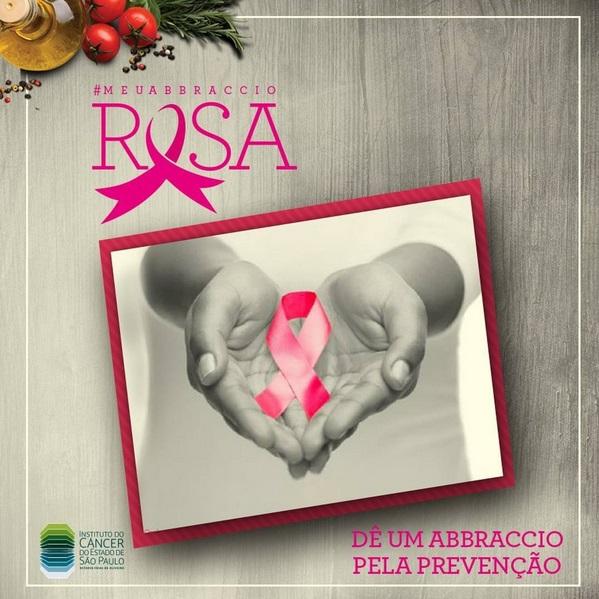 Abbraccio Outubro Rosa