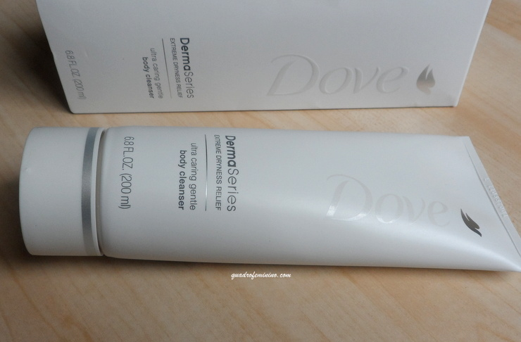 Dove DermaSeries Body Cleanser
