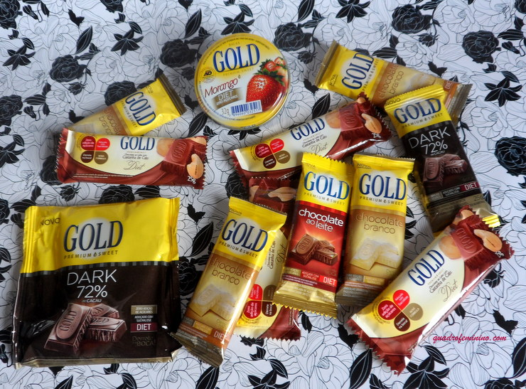Chocolates Diet Gold Premium Sweet
