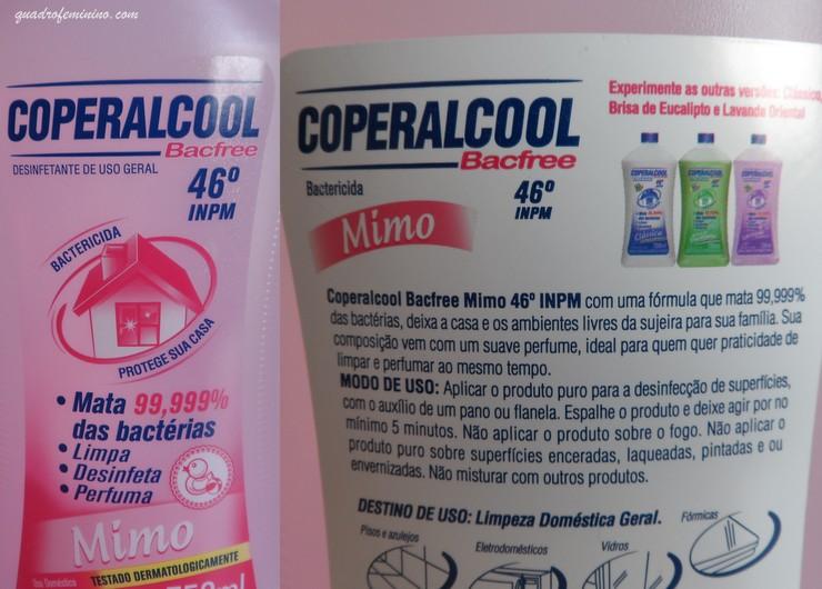 Coperalcool Bacfree Mimo