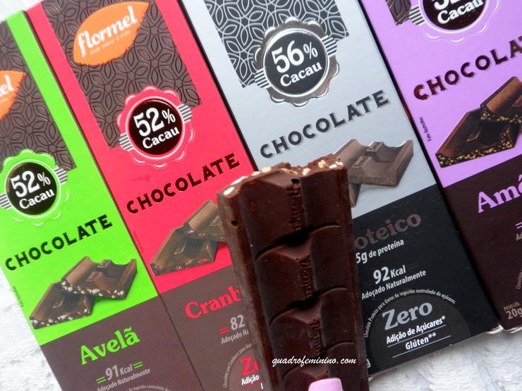 Chocolates Flormel - Amêndoas e Avelã