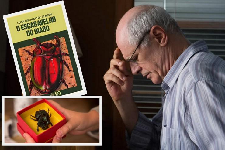 Filme - O Escaravelho do Diabo