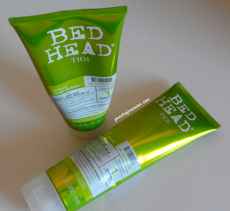 Urban Antidotes 1 Re-Ernegize Tigi Bed Head