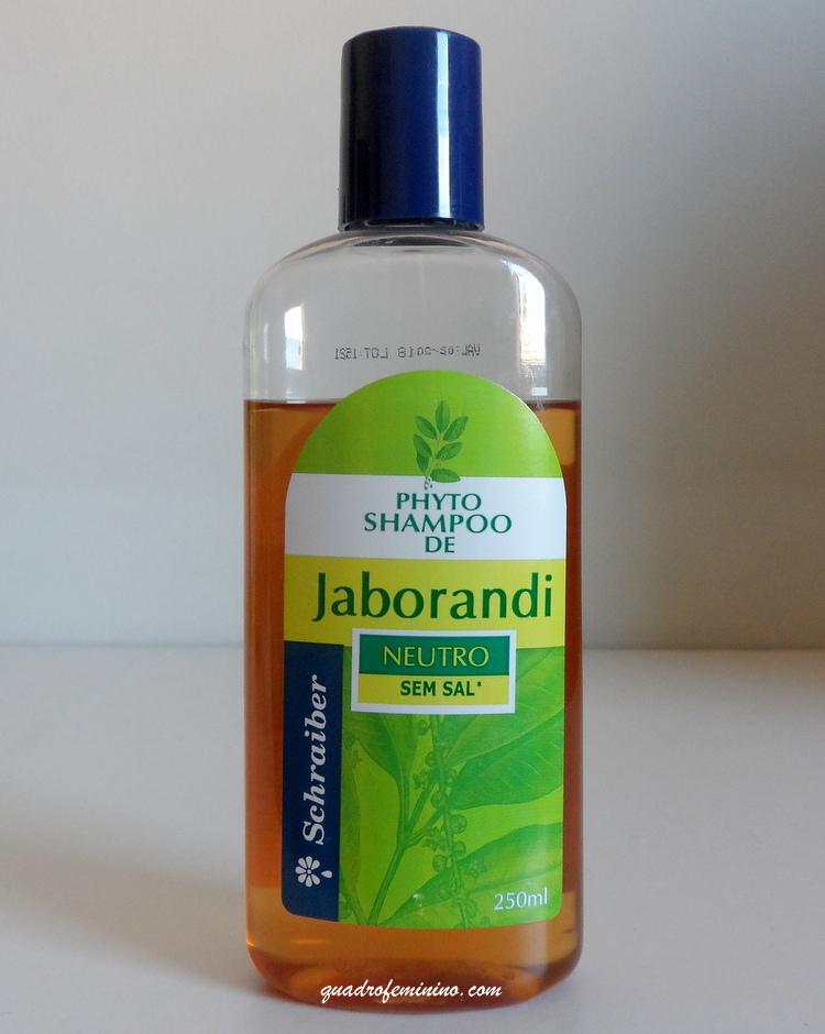 Phyto Shampoo Jaborandi Schraiber