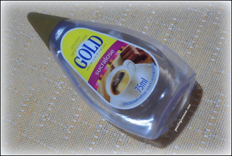 Smoothie de Goiaba com adoçante Sucralose Gold