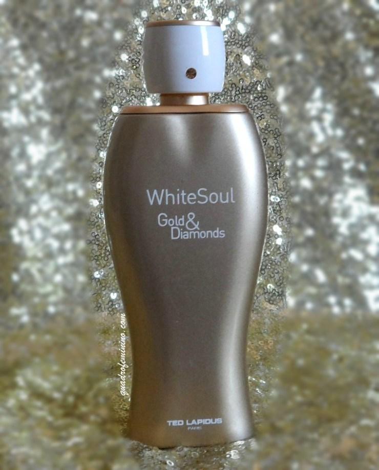 White Soul Gold e Diamonds Ted Lapidus