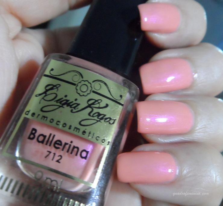 Ballerina 712 Ligia Kogos - Esmalte