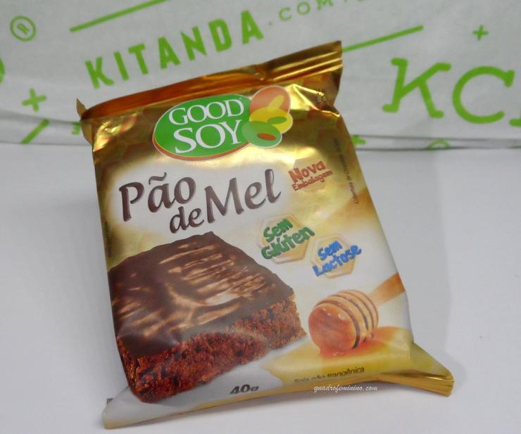Pão de Mel GoodSoy - Kitanda
