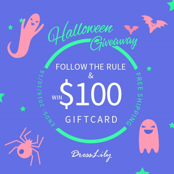 dresslily-halloween-big-promotion