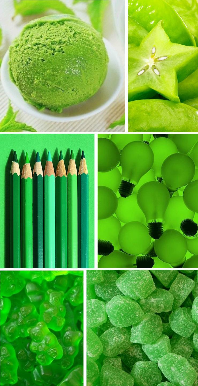 em sintonia com o verde greenery cor eleita pela pantone