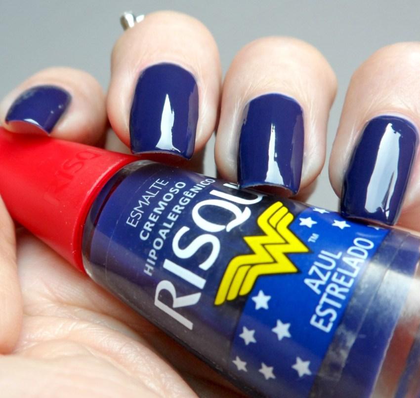 Esmalte Azul Estrelado