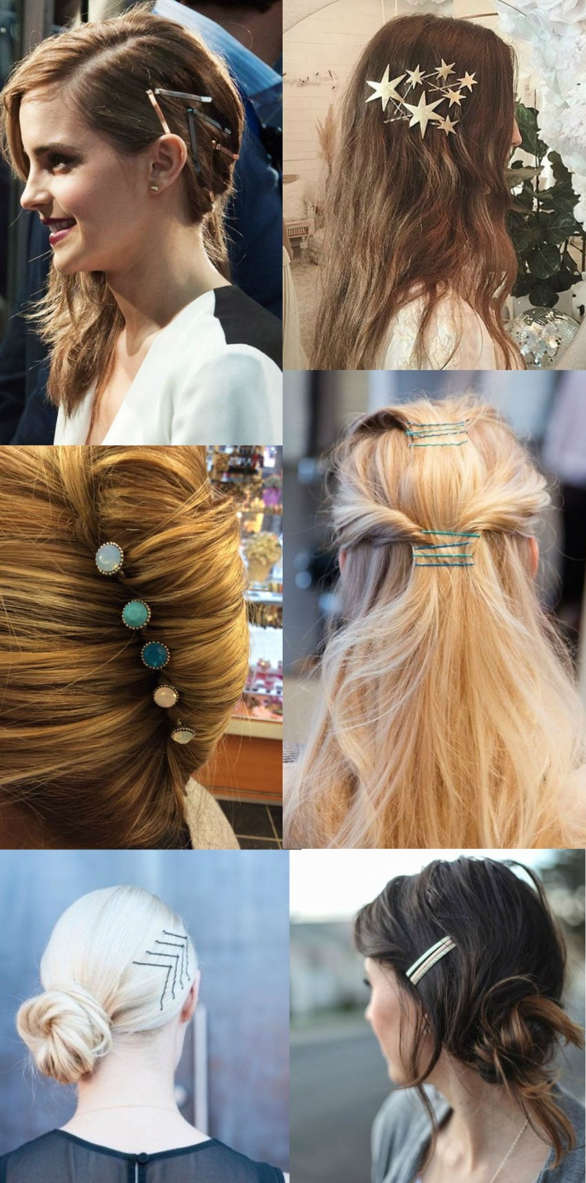 Acessórios para cabelos