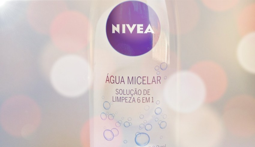 Água Micelar Nivea