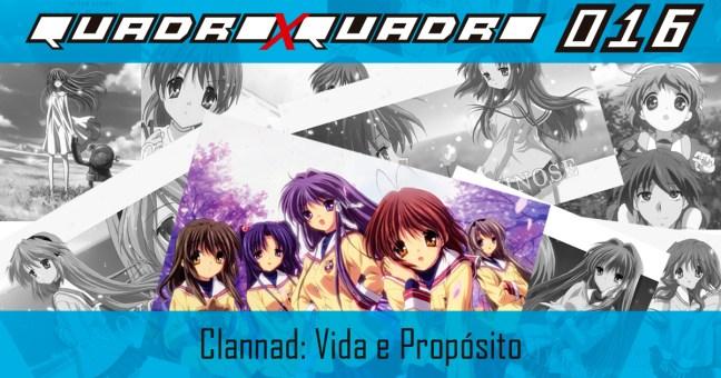 Vitrine Clannad - quadroxquadro.com.br