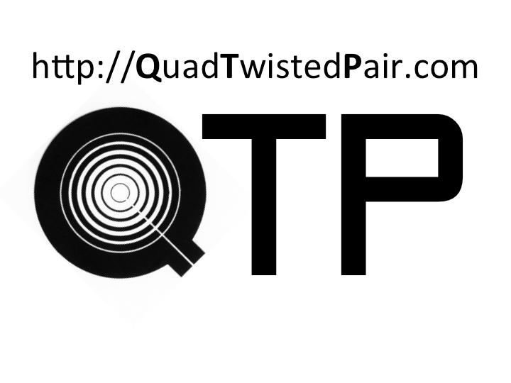 Quad- Twisted Pair