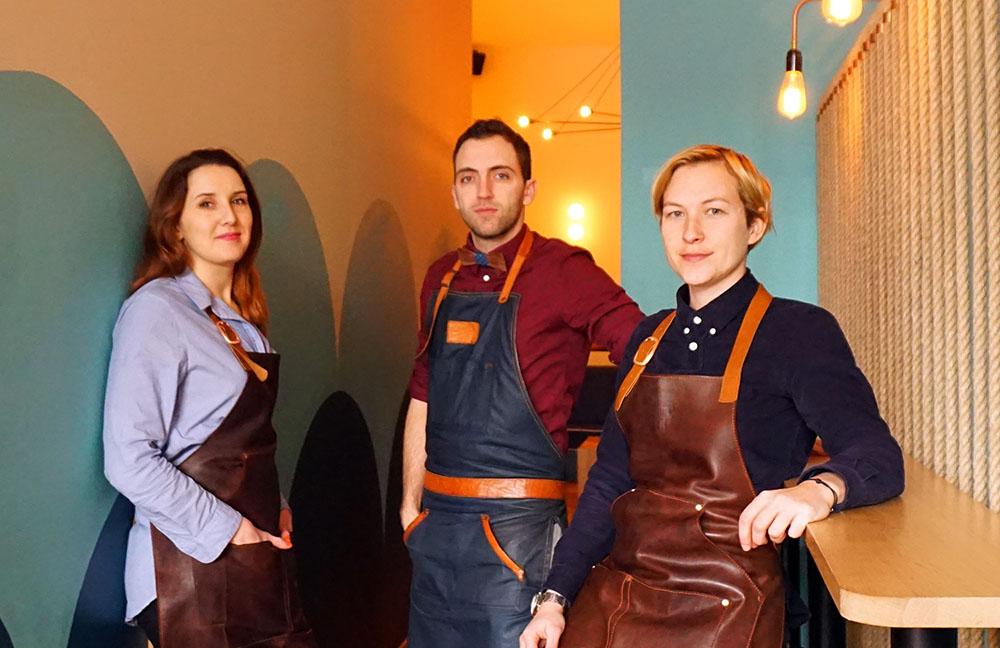 CopperBay-Aurelie, Julien , Elfi