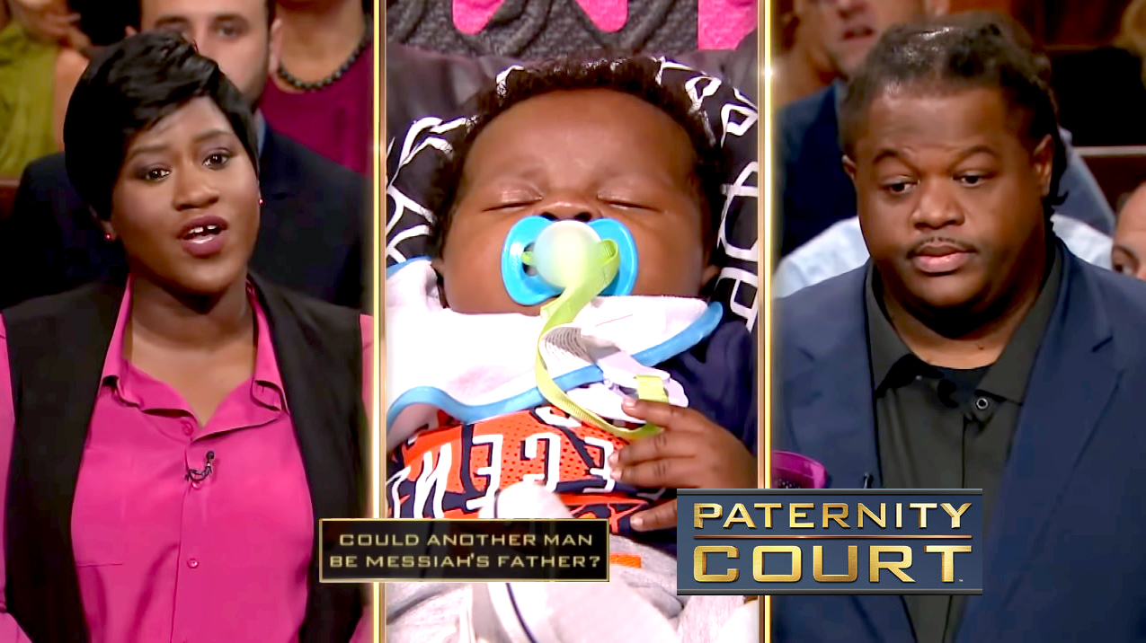 Paternity Court 03.18.2021 (Boykin v. Gulley)   Man Refuses to Accept Paternity