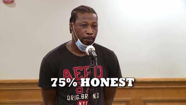 Caught in Providence: 75% Honest