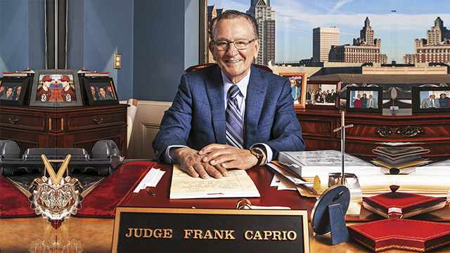 Judge Frank Caprio Wants Justice for All