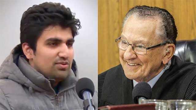 Judge Frank Caprio's ᴋɪɴᴅ ᴄᴏɴᴅᴜᴄᴛ ᴛᴏᴡᴀʀᴅs ᴀ Pakistani student ʜᴀs ɢᴏɴᴇ ᴠɪʀᴀʟ