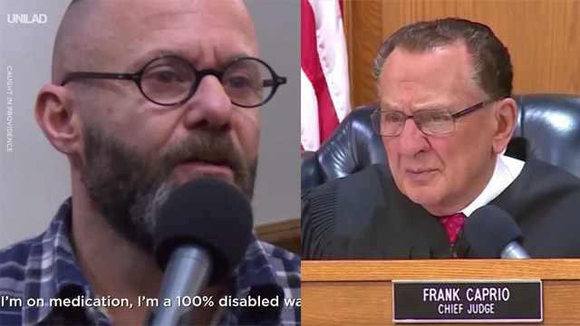 ᴅɪsᴀʙʟᴇᴅ war vet was ᴄʜᴀʀɢᴇᴅ ғᴏʀ ᴛᴡᴏ ᴛʀᴀғғɪᴄ ᴠɪᴏʟᴀᴛɪᴏɴ, Now watch the judge's treatment