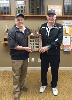Two Man Team Championship winners Neal Smith and John Soderberg