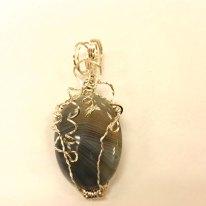 Kathy Guy's pendant
