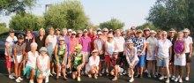 No Frills Member Guest Tournament participants