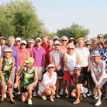 No Frills Member Guest Tournament participants
