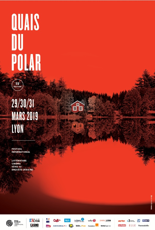 Quai Du Polar 2019 Enquete : polar, enquete, Affiche, édition, Quais, Polar