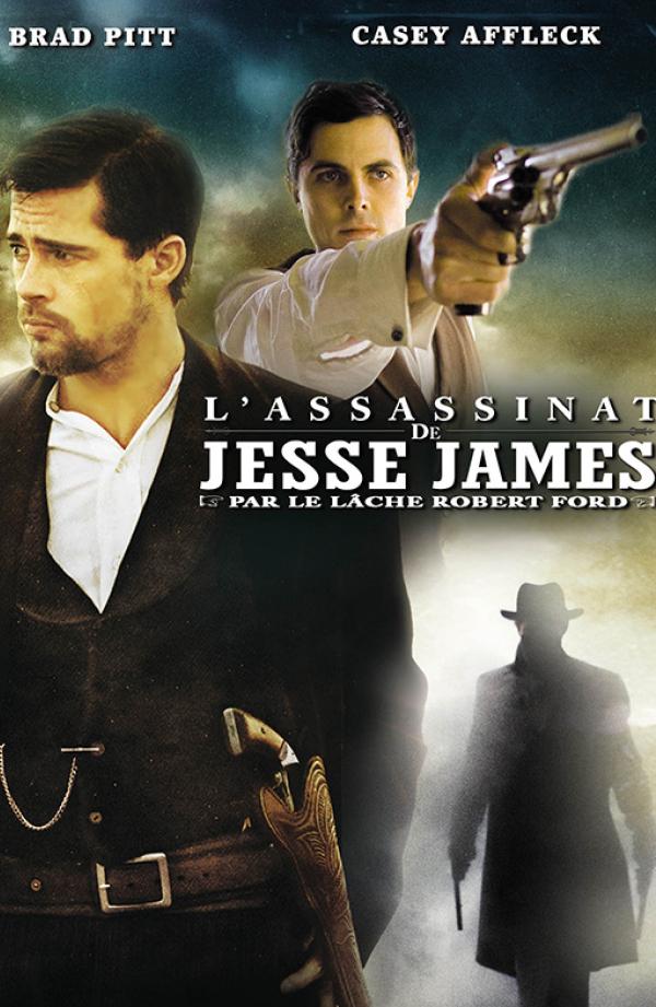 L'assassinat De Jesse James Par Le Lâche Robert Ford : l'assassinat, jesse, james, lâche, robert, L'Assassinat, Jessie, James, Lâche, Robert, Quais, Polar