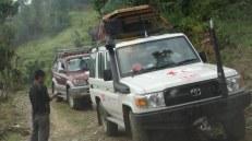 Other organization vehicles
