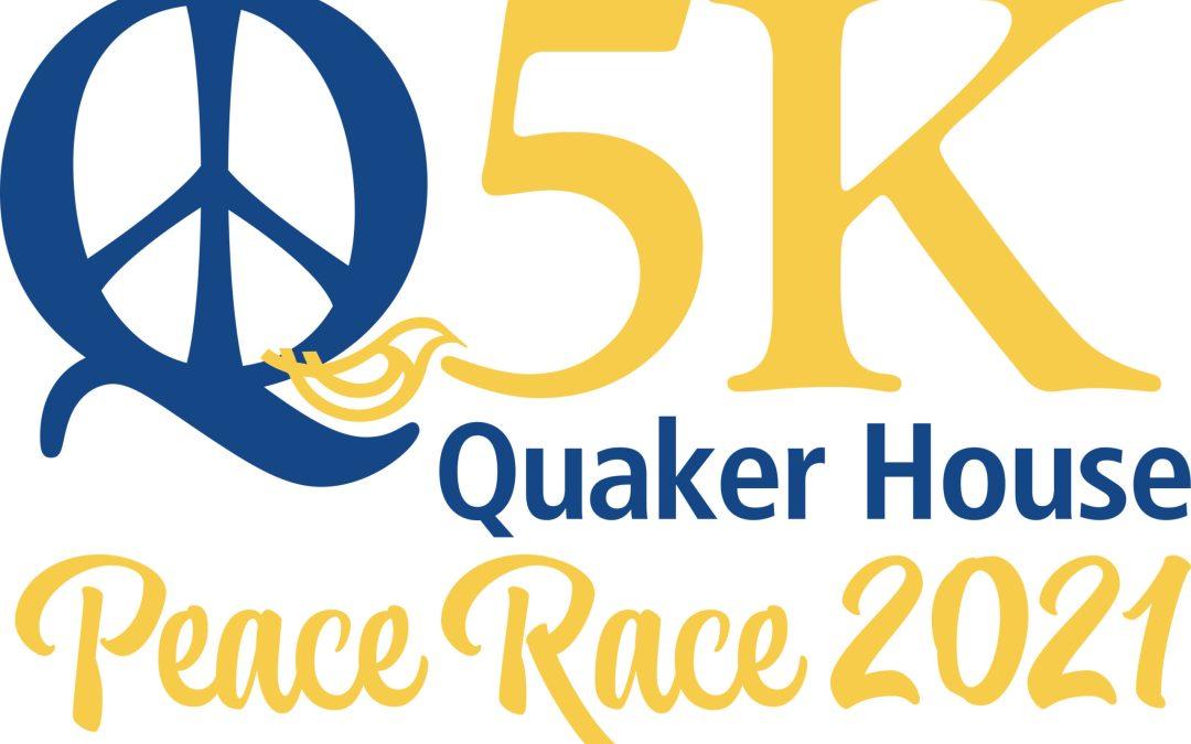 The Quaker House Peace Race!