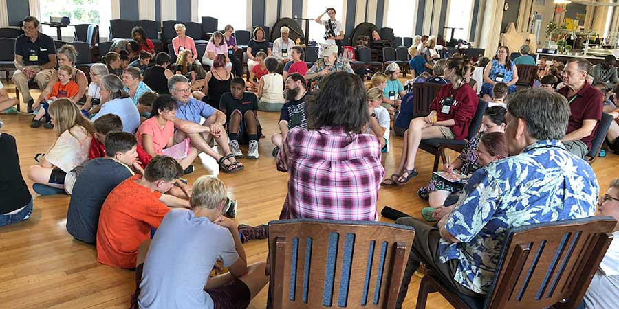 Quaker Process Baltimore Yearly Meeting High School