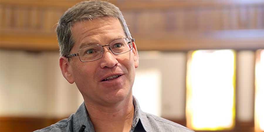 Greg Koskela Quaker Speak