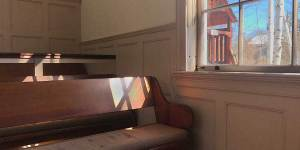 Meetinghouse Bench