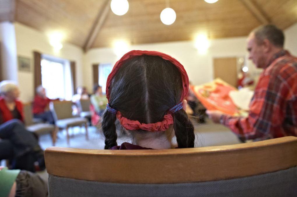 Nurturing Children in a Small Meeting