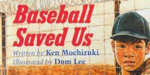 Baseball Saved Us Feature