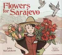 Flowers for Sarajevo cover
