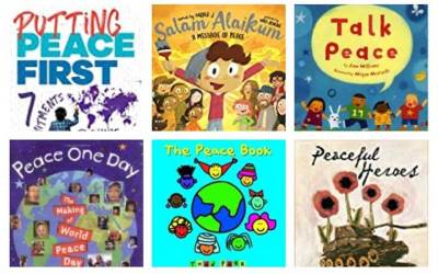33 Multicultural Children's Books About Peace